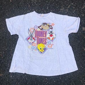 1994 Looney Tunes Tees sz Med